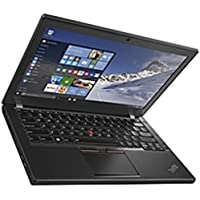 Lenovo ThinkPad X260 20F60093US 12.5 Ultrabook - Intel Core i5 (6th Gen) i5-6300U Dual-core (2 Core) 2.40 GHz - 8 GB DDR4 SDRAM - 256 GB SSD - Windows 7 Professional 64-bit (Certified Refurbished)