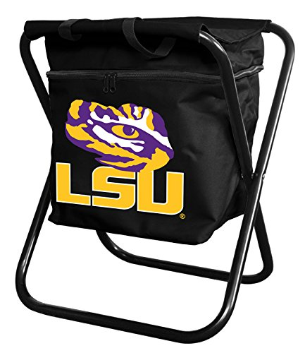 LSU Tigers Tailgate Cooler Quad Chair