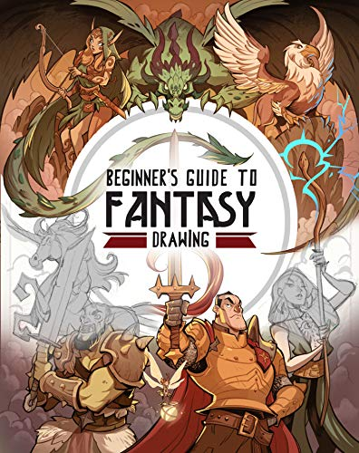 Beginner's Guide to Fantasy Drawing por 3dtotal Publishing