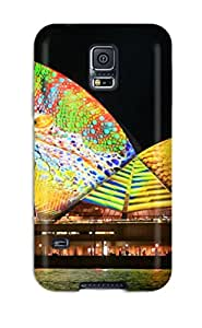 New Premium GzkhGPh5437aogxg Case Cover For Galaxy S5/ Sydney Opera House Protective Case Cover