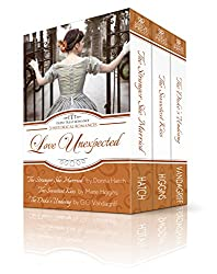 Love Unexpected: A Triple Treat Romance Box Set (Triple Treat Romances Book 2)