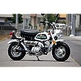 最新-5cmローダウン済+6cmロンスイカスタム70CCキットバイク