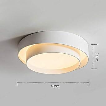 WSYYWD Lámpara de techo creativa moderna led sala de estar ...