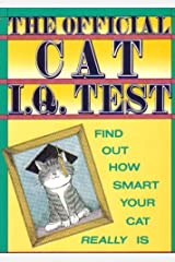 The Official Cat I.Q. Test Paperback