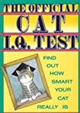 img - for The Official Cat I.Q. Test book / textbook / text book