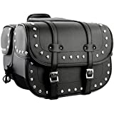 SD2051 Zip-Off and Throw Over Saddlebags