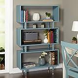 Simple Living Margo Bookshelf (3 Distinct Shelves)