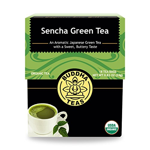Organic Japanese Sencha Green Tea product image