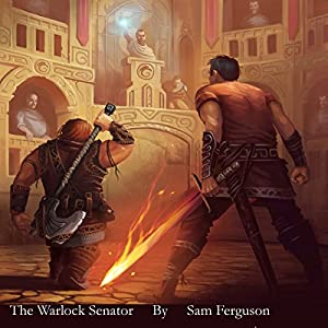 The Warlock Senator Audiobook