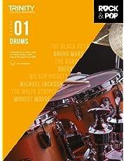 Trinity Rock & Pop 2018 Drums Grade 1