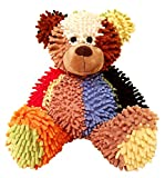 BUBO Teddy Bear - Multicolour 18 inch - Stuffed animals for girls and boys - Great plush toy gift for your loved one