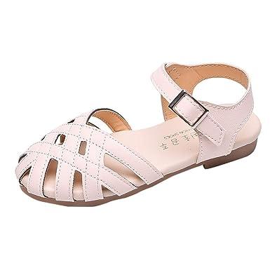 90f131fd10f0d Amazon.com | Baby Girl Boy Baby Kids Fashion Roman Shoes Hallow ...