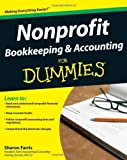 img - for Nonprofit Bookkeeping and Accounting For Dummies by Farris, Sharon 1st edition (2009) Paperback book / textbook / text book