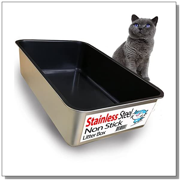 Litter Box That Won T Absorb Odors Blue Crystal Sky