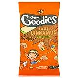 Goodies Sweet Cinnamon Puffcorn 4 x 10g