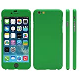 ZENDO NanoSkin iPhone 6 Case [ULTRA THIN] Full 360 All Around Skin Cover Case w/ Screen Protector for Apple iPhone 6 (4.7