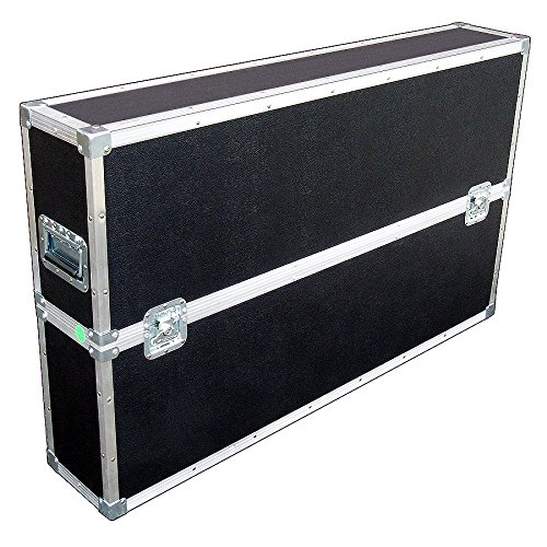 42 Inch Plasma LED LCD - 1/4 Plywood Light Duty ATA Recessed Case by Roadie Products, Inc.