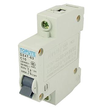 Kurzschluss-Unterbrechungsschalter Leistungsschalter-Sicherung