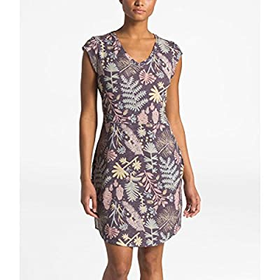 The North Face Women's Short Sleeve Printed EZ Tee Dress