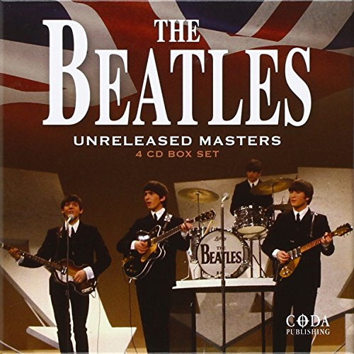 Price comparison product image The Beatles : Unreleased Masters (4 disc box set)