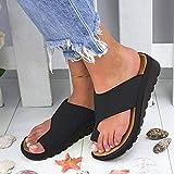 GDDD Women Slides Slippers Sandal Toe Platform Flip Flop Shoes Summer Beach Travel Shoes