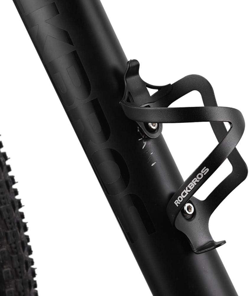 portabotellas de Agua Aleaci/ón de Aluminio Portabotellas Ultraligero Accesorios para Bicicletas humflour Portabidones para Ciclismo
