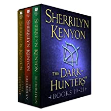 The Dark-Hunters, Books 19-21: (Retribution, The Guardian, Time Untime) (Dark-Hunter Collection)