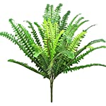 Beebel-228-Artificial-Boston-Fern-Artificial-Plants-Silk-Hanging-Plant-Faux-Shrubs-Greenery-Bushes-for-Wedding-Office-Indoor-Outdoor-Decor-39-Leaves