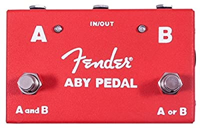 Fender Electric Guitar Amplifier Footswitch by Fender Musical Instruments Corp.