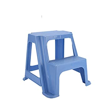 Pleasant Amazon Com Lxrzls Child 2 Step Stool Sturdy Plastic Step Cjindustries Chair Design For Home Cjindustriesco