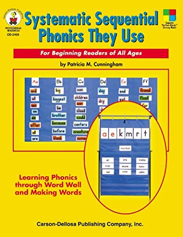 Systematic Sequential Phonics They Use: For Beginning Readers of All Ages - Sequential Art