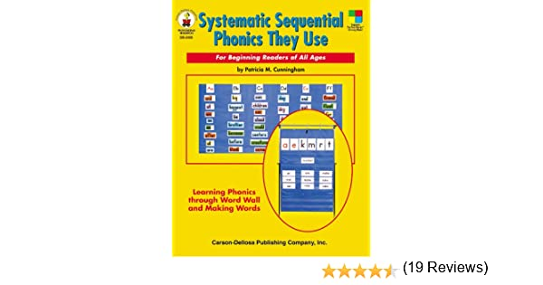Amazon.com: Systematic Sequential Phonics They Use: For Beginning ...