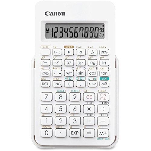f segment scientific calculator