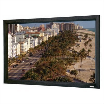 (Dual Vision Cinema Contour Fixed Frame Screen - 50