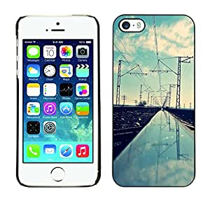 Hot Style Cell Phone PC Hard Case Cover // M00103185 photos close up landscapes // Apple iPhone 5 5S