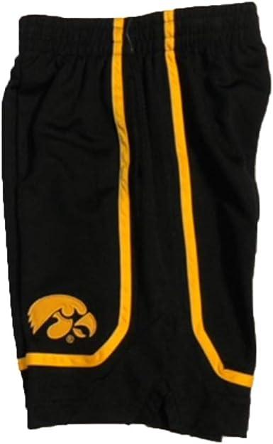 Under Armour Iowa Hawkeyes Youth Doomsday Athletic Shorts