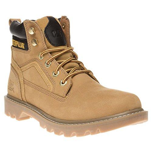 (Caterpillar Stickshift Mens Boots Tan)