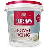 Renshaw's Ready-to-Use White Royal icing, 400g Tub