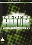 The Incredible Hulk: The Complete First And Second Seasons [DVD] by Bill Bixby