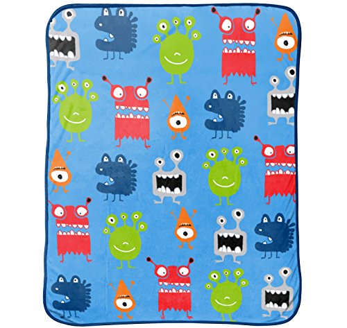 monsters inc blankets and throws - 1