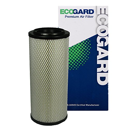 ECOGARD XA5400 Premium Engine Air Filter Fits Chevrolet Express 3500, Express 2500, Express 1500 / GMC Savana 3500, Savana 2500, Savana 1500 / Chevrolet Express 4500 / GMC Savana 4500