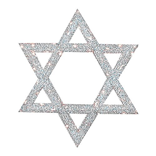 Outdoor Lighted Star Of David - 3