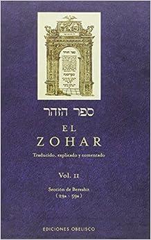 El Zohar (vol. 2): Traducido, Explicado Y Comentado por Rabi Shimon Bar Iojai epub
