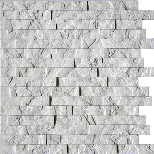 Cheap  Ledge Stone 3D Wall Panels - Lightweight thermoplastic Decorative 3D Wall Tiles..