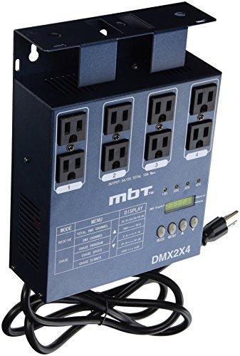 Mbt Lighting 4 Channel - 1
