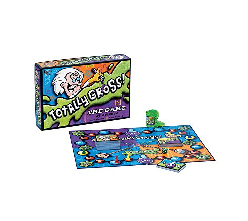 University Games Totally Gross! The Game of Science Board Game