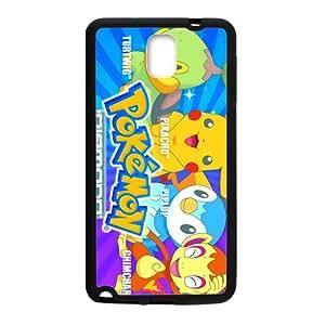 Pikachu Pocket Monster Pokemon Black Samsung Galaxy Note3 case