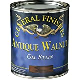 General Finishes AH Gel Stain, 1/2 pint