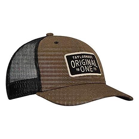 0e97b43932120 Amazon.com  TaylorMade 2019 Lifestyle Trucker Hat