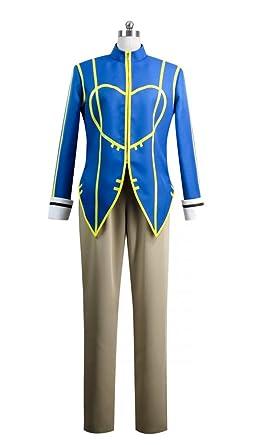 Amazon Com J Beauty Anime Cosplay Natsu Uniform Cosplay Costume